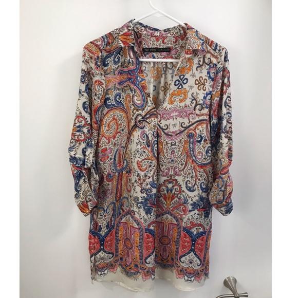 Zara Basic Tunic